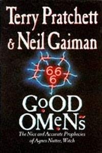 Okładka książki Good omens