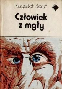 Okładka książki Człowiek z mgły