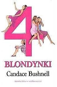 Okładka książki Cztery blondynki