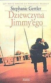 Okładka książki Dziewczyna Jimmy'ego