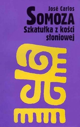 Okładka książki Szkatułka z kości słoniowej