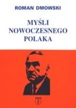 Okładka książki Myśli nowoczesnego Polaka