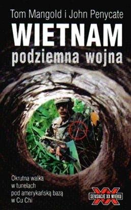 Okładka książki Wietnam : podziemna wojna