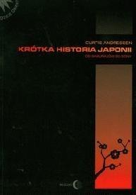 Okładka książki Krótka historia Japonii. Od samurajów do Sony