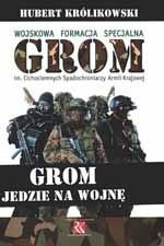 Okładka książki Wojskowa Formacja Specjalna GROM 1990-2000