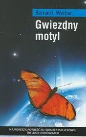 Okładka książki Gwiezdny motyl