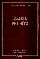 Okładka książki Dzieje Prusów