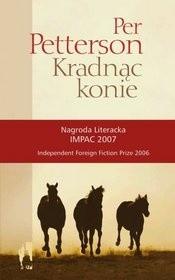 Okładka książki Kradnąc konie