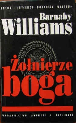 Okładka książki Żołnierze boga.