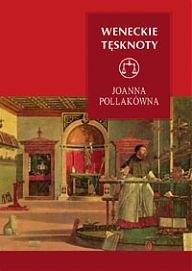 Okładka książki Weneckie tęsknoty