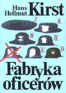 Okładka książki Fabryka oficerów tom 1