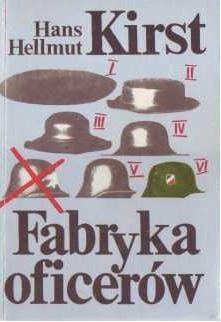 Okładka książki Fabryka oficerów tom 2