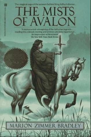 Okładka książki The Mists of Avalon
