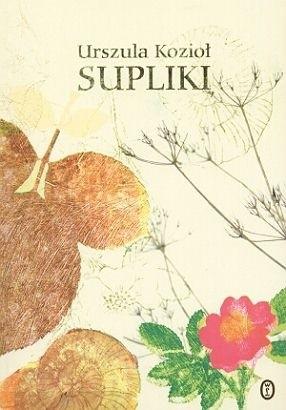 Okładka książki Supliki