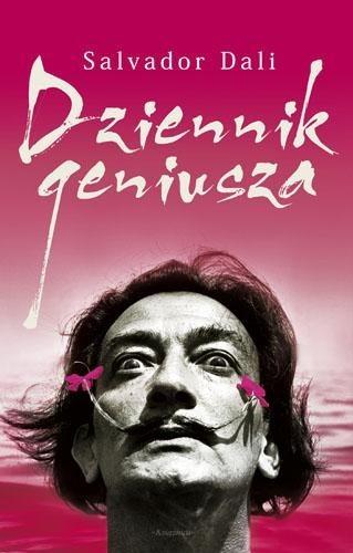 Okładka książki Dziennik geniusza