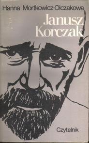 Okładka książki Janusz Korczak