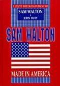 Okładka książki Sam Walton. Made in America