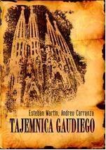 Okładka książki Tajemnica Gaudiego