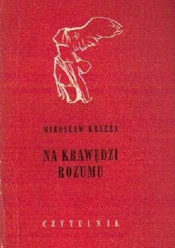 Okładka książki Na krawędzi rozumu