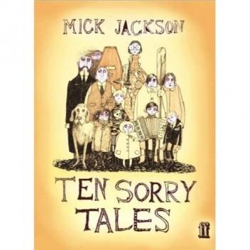 Okładka książki Ten Sorry Tales