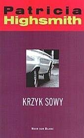 Okładka książki Krzyk sowy