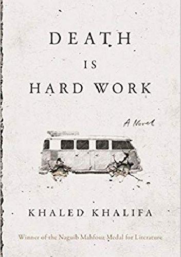 Okładka książki Death Is Hard Work