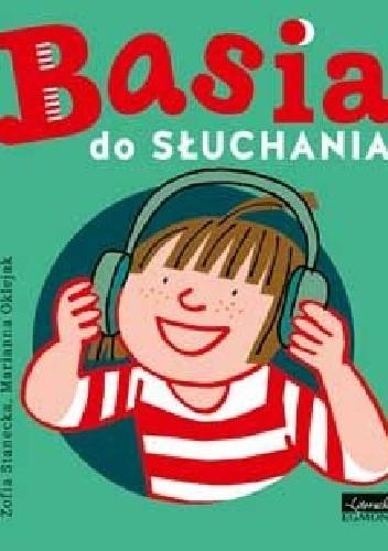 Okładka książki Basia do słuchania