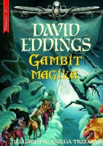 Okładka książki Gambit magika