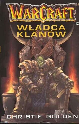 Okładka książki Władca klanów