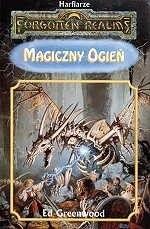 Okładka książki Magiczny Ogień