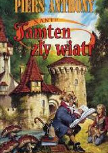 Okładka książki Tamten zły wiatr