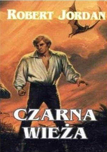 Okładka książki Czarna wieża