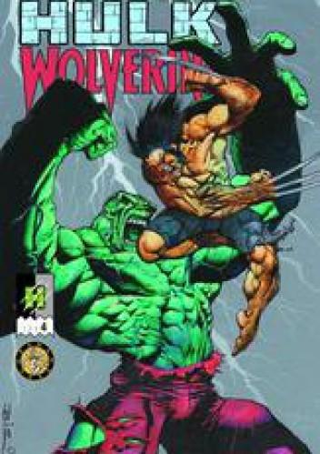 Okładka książki Hulk/Wolverine: Sześć godzin, cz. 4
