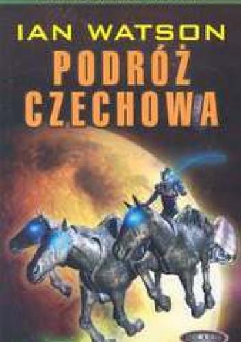 Okładka książki Podróż Czechowa