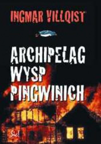 Okładka książki Archipelag Wysp Pingwinich