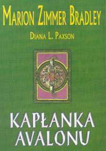 Okładka książki Kapłanka Avalonu