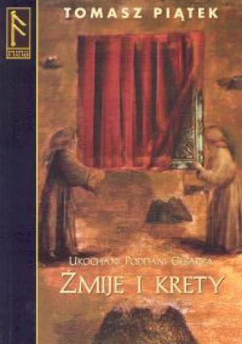Okładka książki Żmije i krety