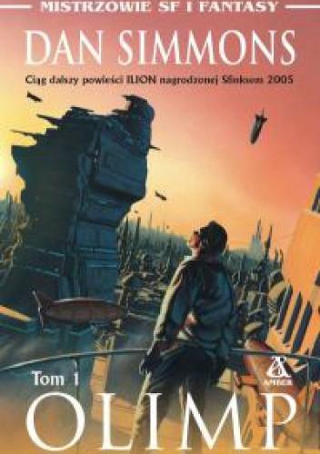 Okładka książki Olimp tom 1
