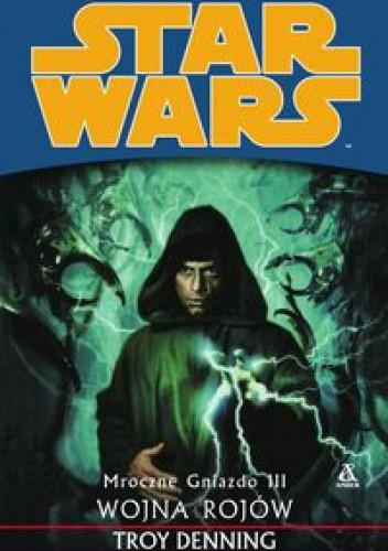Okładka książki Wojna rojów