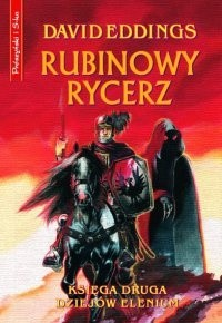 Okładka książki Rubinowy rycerz