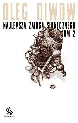 Okładka książki Najlepsza załoga Słonecznego t.2
