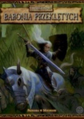 Okładka książki Baronia Przekletych Przygoda W Mousillon Tw