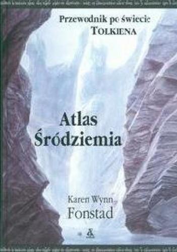 Okładka książki Atlas Śródziemia