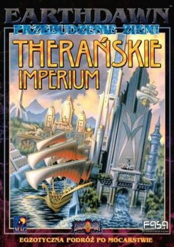 Okładka książki Therańskie Imperium