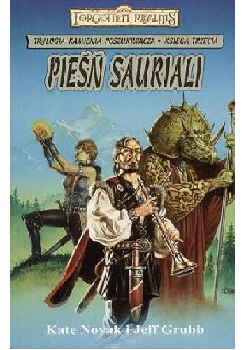 Okładka książki Pieśń Sauriali