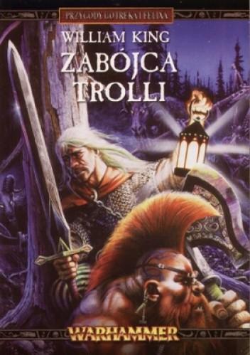 Okładka książki Zabójca trolli