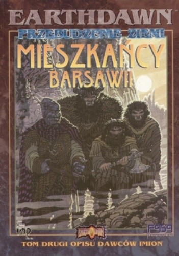 Okładka książki Mieszkańcy Barsawii. Tom 2