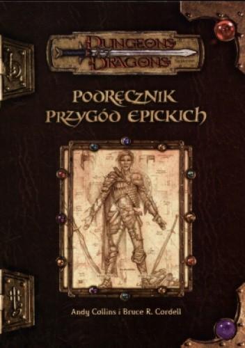 Okładka książki Podręcznik Przygód Epickich