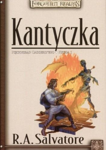 Okładka książki Kantyczka
