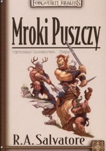 Okładka książki Mroki Puszczy